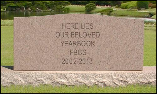 R.I.P. Yearbook