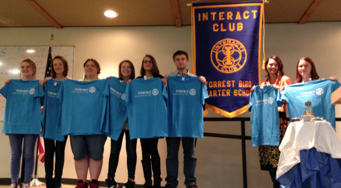 Intro to Interact Club… Story by Eliza Lister